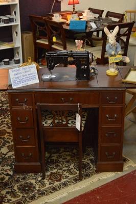 Antique Sewing Machines Birmingham AL